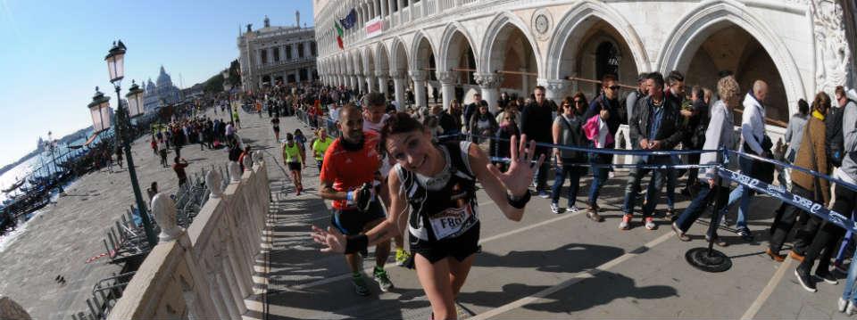 Viaje al Maratón de Venecia 2015