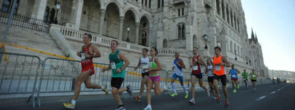 Viaje al Medio Maratón de Budapest 2015