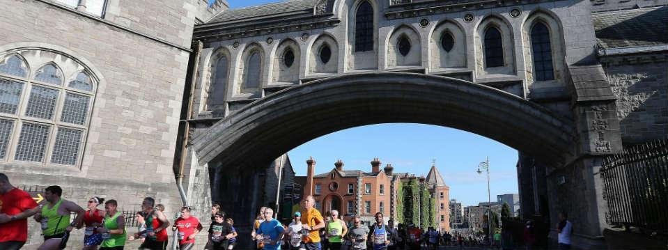 Viaje al Rock n Roll Dublin Half Marathon