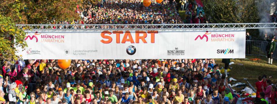 Maratón de Munich 2015