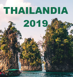 THAILANDIA 2019