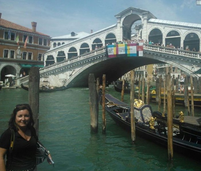 Montse Puente de Rialto (Venecia)