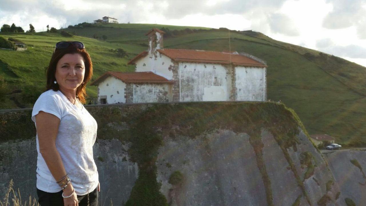 Montse, País Vasco Hermita San Telmo
