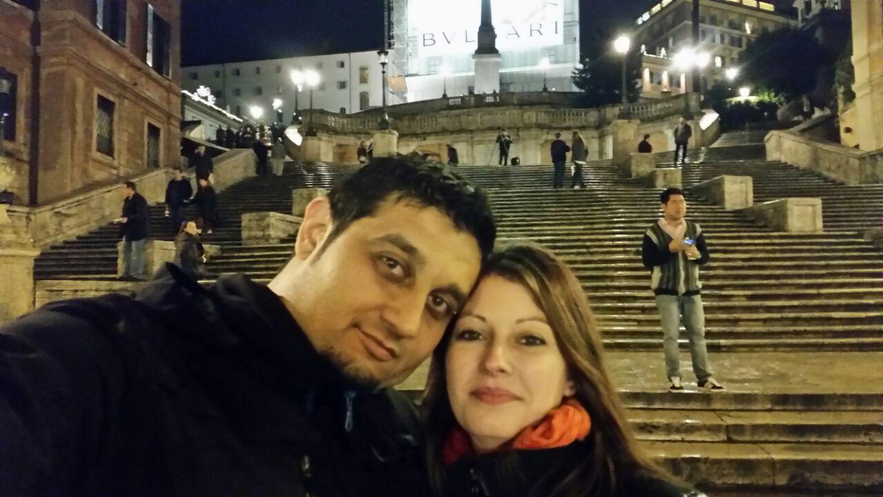 Escalinata Plaza España, Roma