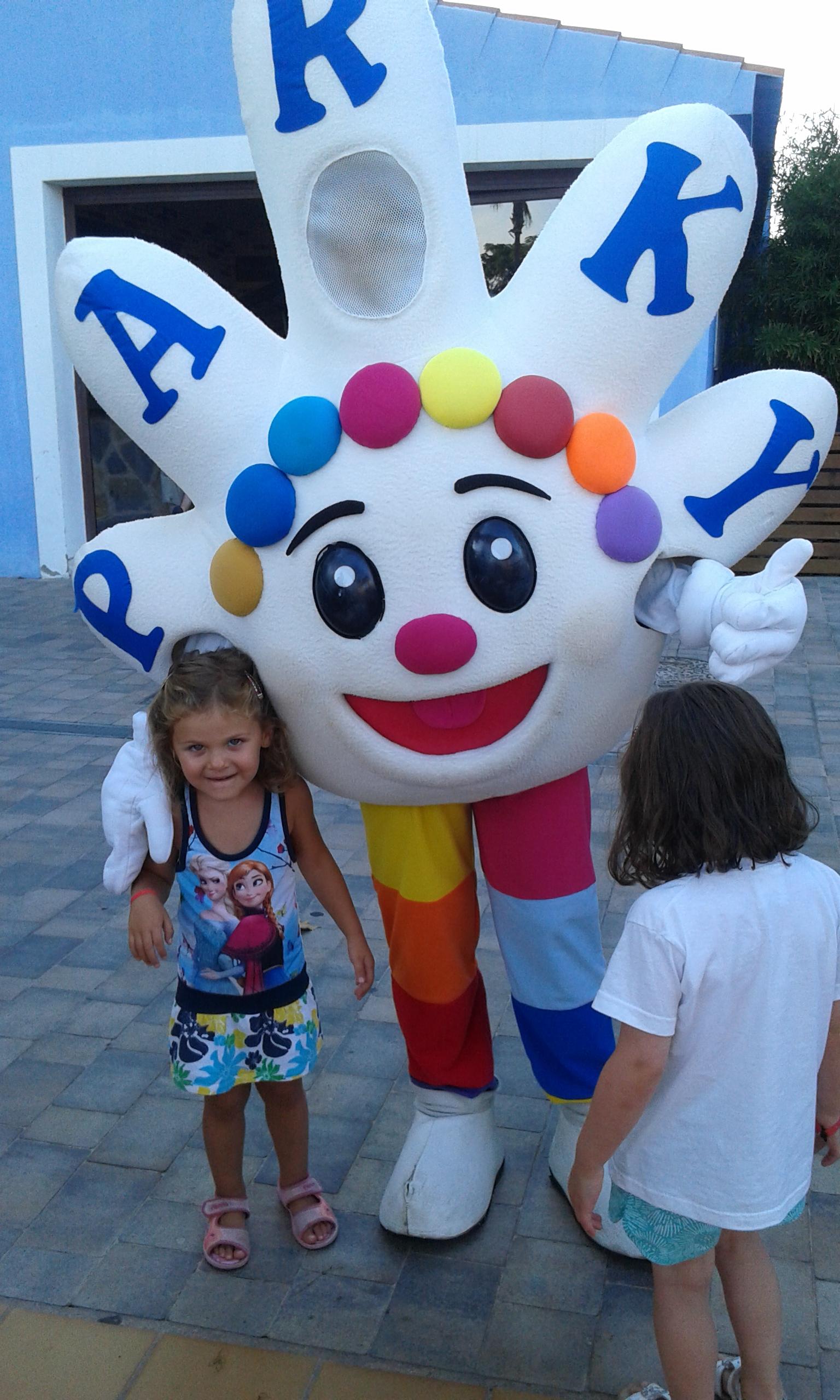 AinHoa junto a Parky de Cambrils Park Resort