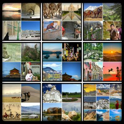 Viajar a Asia