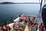 Catamaran en Cambrils en www.happytourstravel.es
