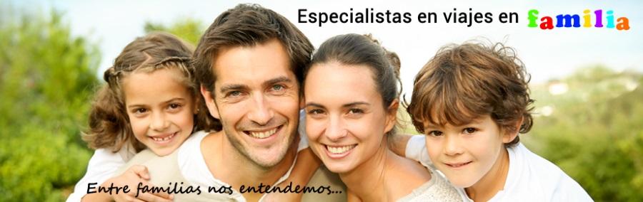 ESPECIALISTAS EN VIAJES EN FAMILIA