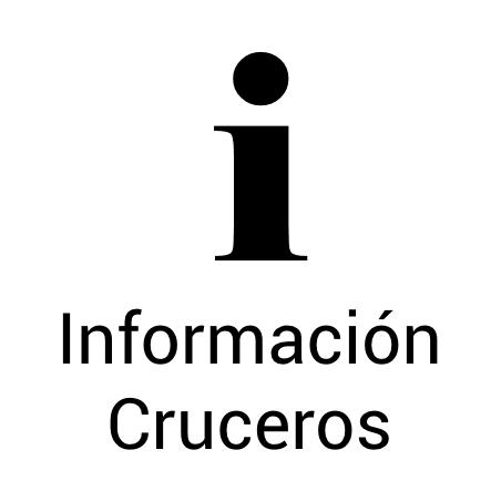 INFORMACIÓN SOBRE CRUCEROS