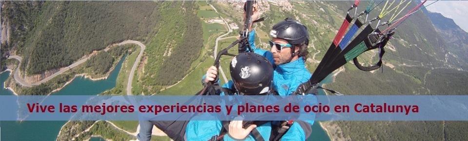 Vive las mejores experi�ncias y planes de ocio en Catalunya