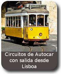 Ofertas de Circuitos de Autocar con Salida desde Lisboa