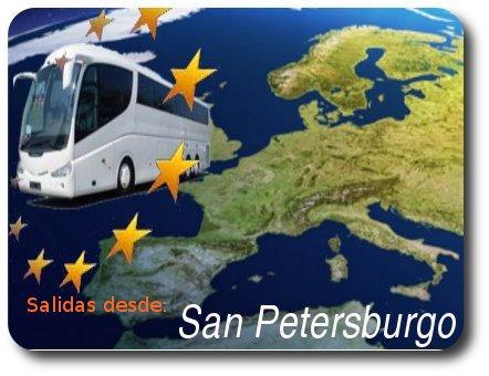 CIRCUITOS  con Salida de San Petersburgo