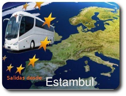 Circuitos con Salida desde Estambul