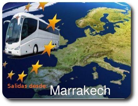 Circuitos con Salida desde Marrakech