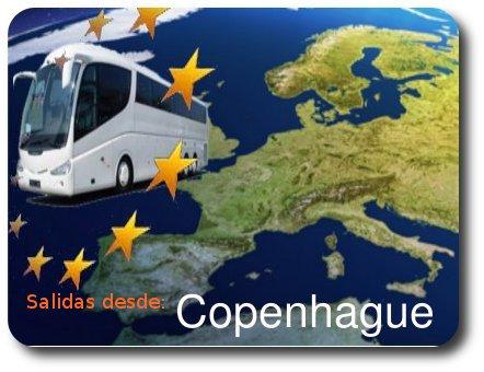 Circuitos con Salida desde Copenhague