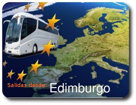 Circuitos con Salida desde Edimburgo