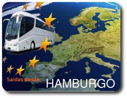 Ofertas de Viaje en Autocar con salidas de Hamburgo
