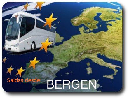 Circuitos de viaje con salidas desde BERGEN