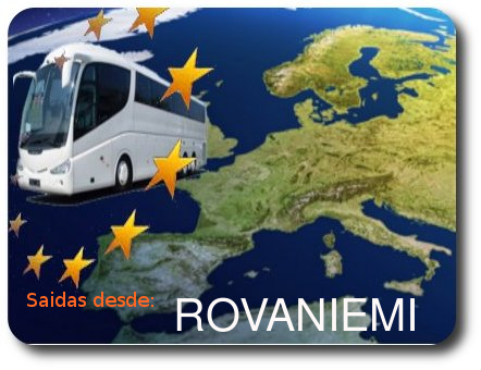Circuitos de Viajes con inicio en ROVANIEMI