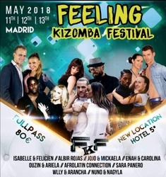 Feeling Kizomba Festival 18