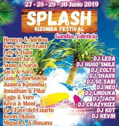 Splash Kizomba Festival 2019