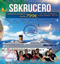 SBKrucero 2019