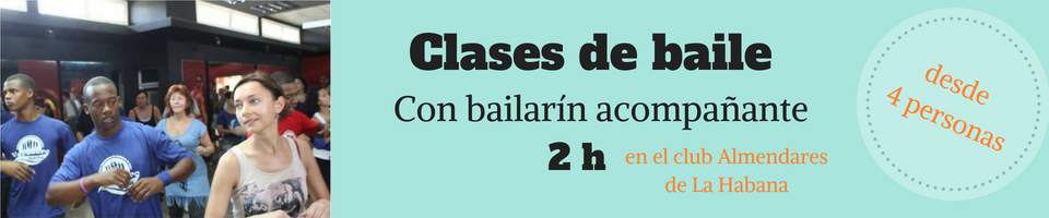 Clases de baile Cuba