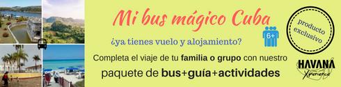 Mi bus m�gico Cuba