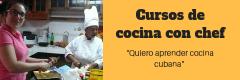 Cursos Quiero aprender cocina cubana