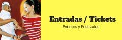 Entradas eventos y festivales en Cuba