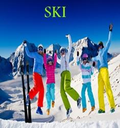 Paquetes de Ski