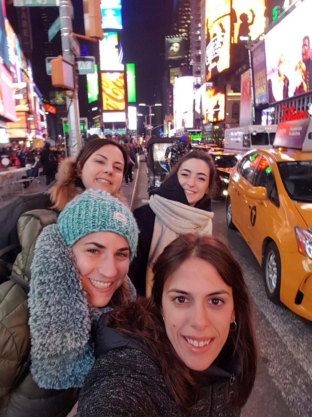 Nueva York Grupo Noviembre 2019