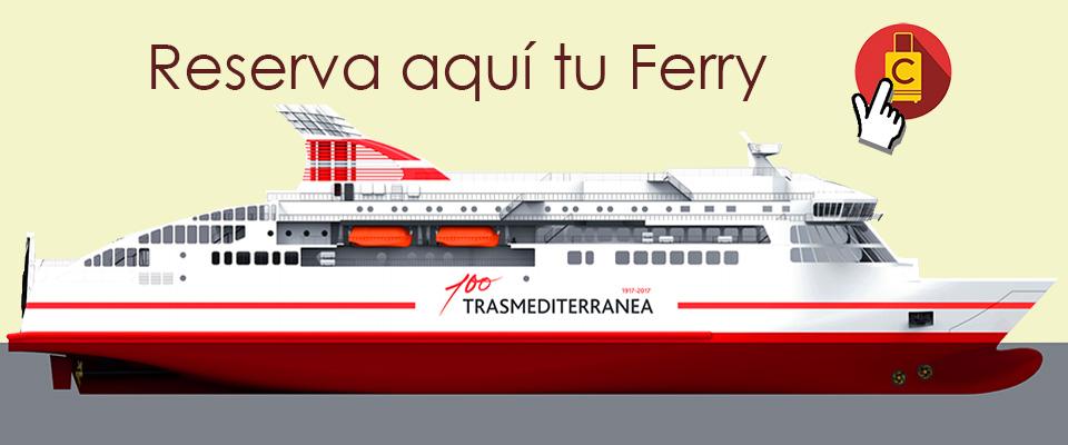 reservas ferries