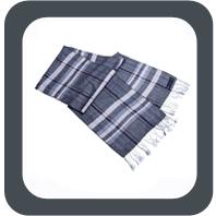 Fulares, pañuelos y bufandas, complementos en el vestir