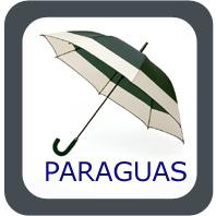 Paraguas para los viajeros
