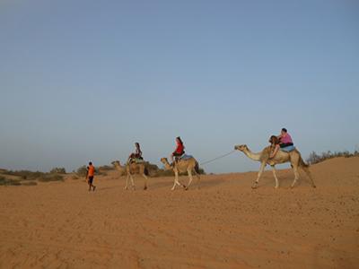 Manglares y Desierto en Semana Santa