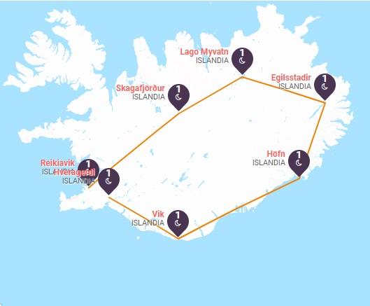 Mayores Atracciones de Islandia