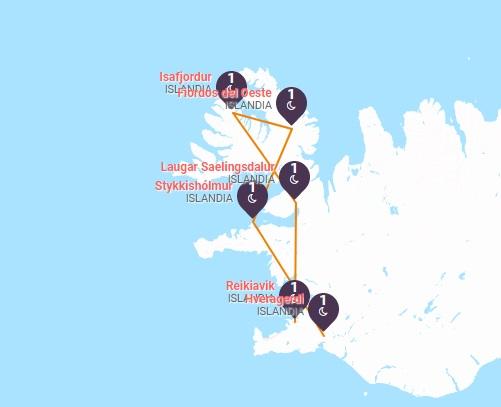 Islandia Oeste Espectacular