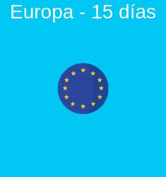 -EUROPA 15 D�AS-