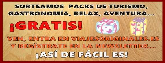 Viajes Originales Newsletter