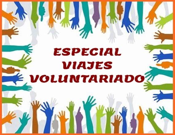 Especial Viajes Voluntariado