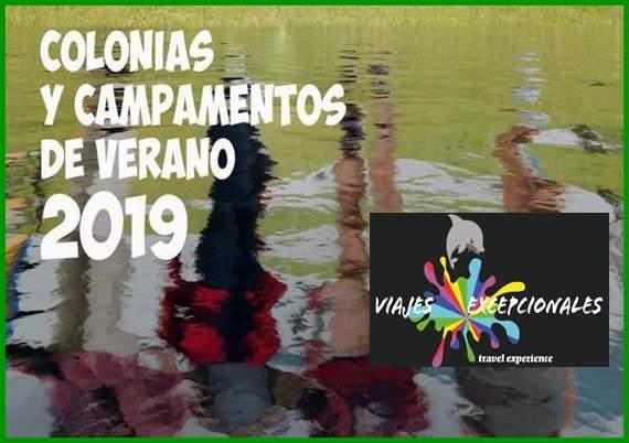 Viajes Excepcionales Campamentos de Verano 2019