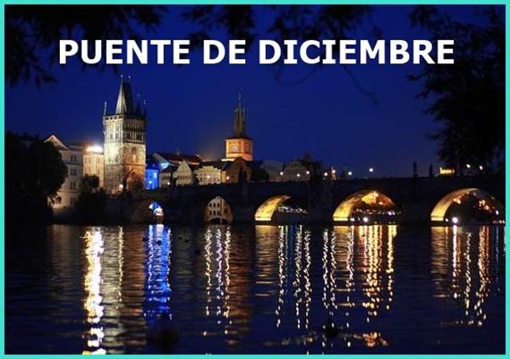 Viajes Excepcionales Puente de Diciembre 2019