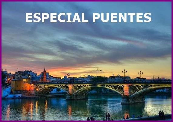 Viajes Excepcionales Especial Puentes 2019