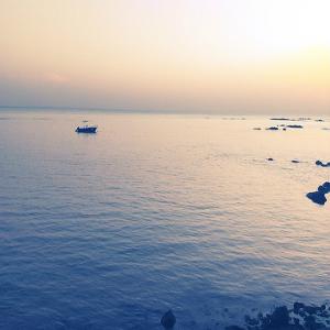 Praia no Senegal