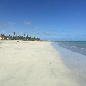 Férias nas praias do Brasil