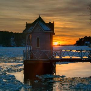 Visite a Finlândia