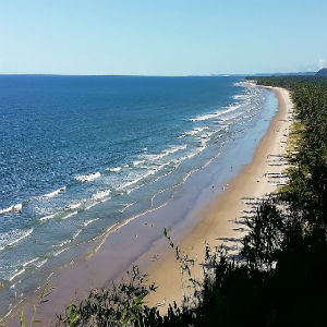 Praia América do sul e norte