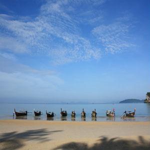 Praias de sonho no continente asiático