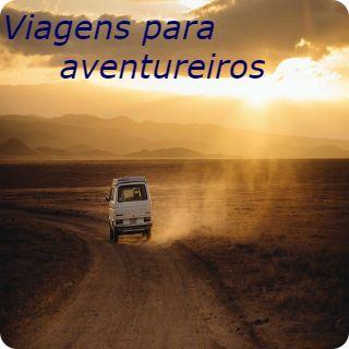 Viagens para aventureiros